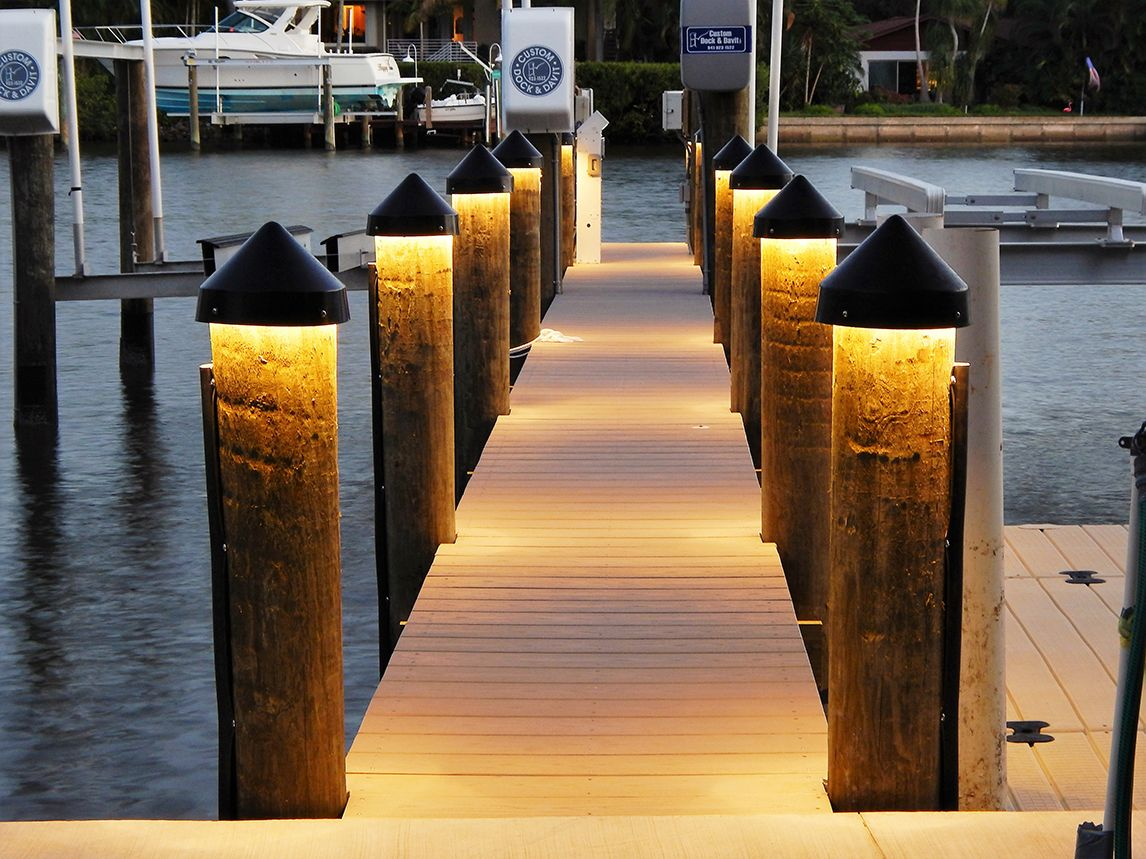 Outdoor LED landscape lighting Brandon FL